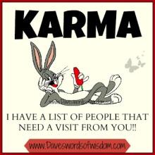Karma list